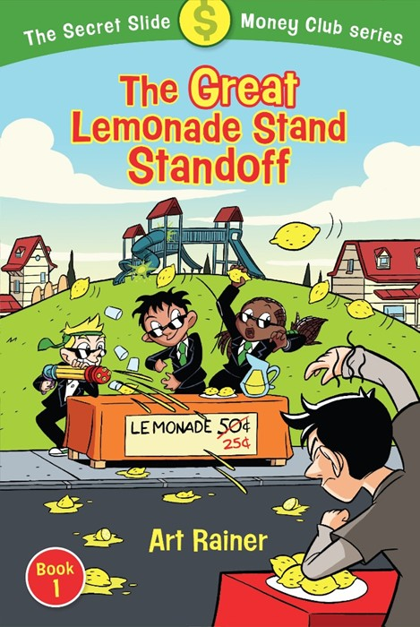 The Great Lemonade Stand Stand-Off (Paperback)