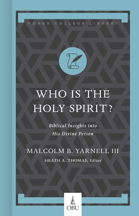 Who Is the Holy Spirit? (Hard Cover)