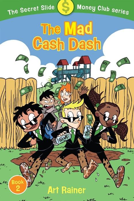 The Mad Cash Dash (Paperback)