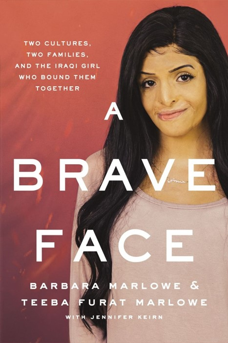 Brave Face, A (Hard Cover)