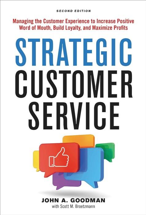 Strategic Customer Service (Hard Cover)