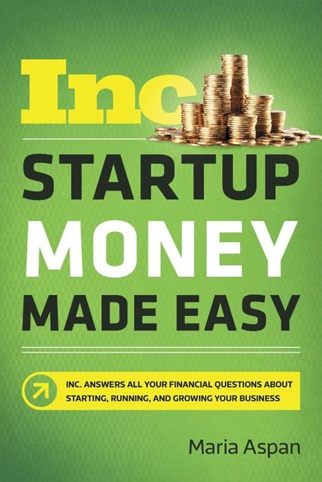 Startup Money Made Easy (Paperback)