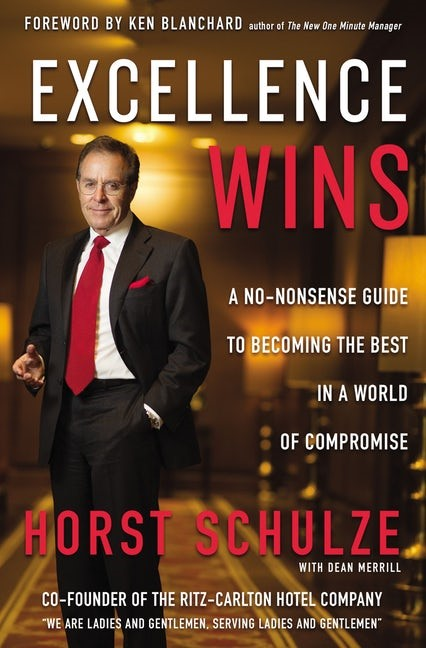 Excellence Wins (Hard Cover)