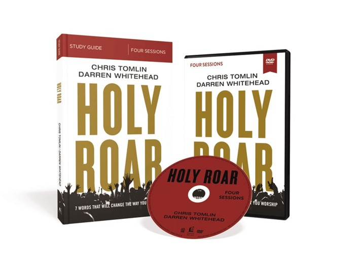 Holy Roar Study Guide With DVD (Paperback w/DVD)