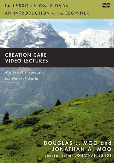 Creation Care Video Lectures DVD (DVD)