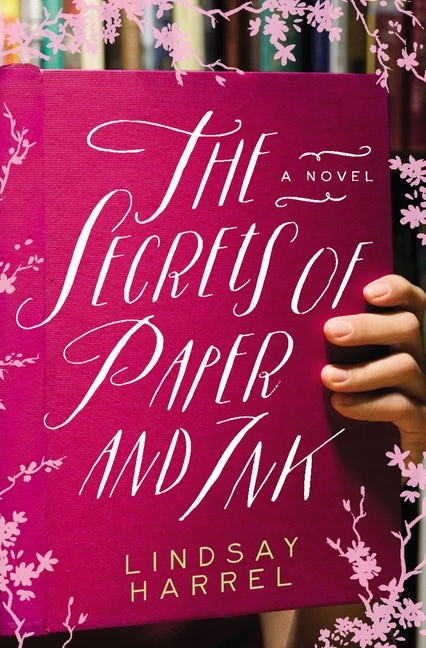The Secrets Of Paper And Ink (Paperback)