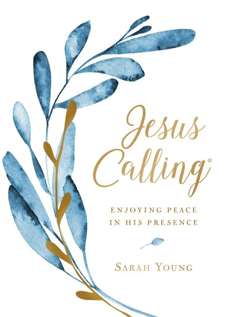 Jesus Calling, Botanical Cover (Hard Cover)