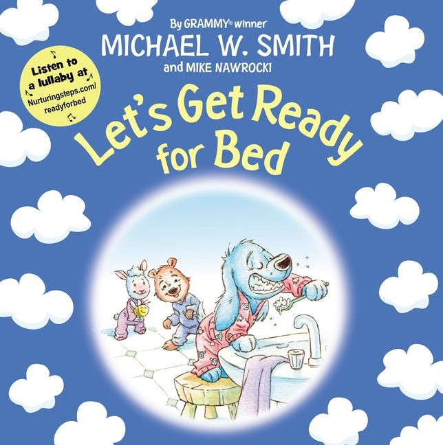 Let's Get Ready For Bed (Board Book)