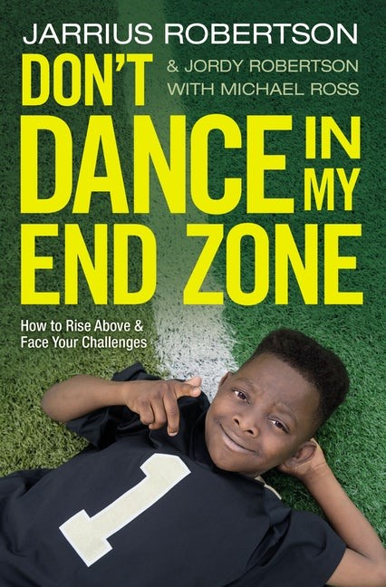 Don't Dance In My End Zone (Paperback)