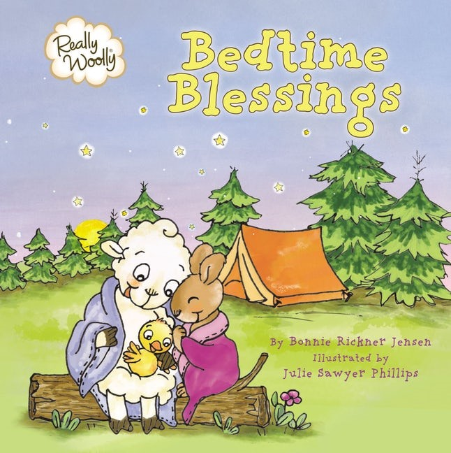 Really Woolly Bedtime Blessings (Board Book)