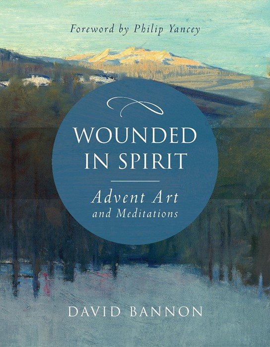 Wounded In Spirit (Hard Cover)