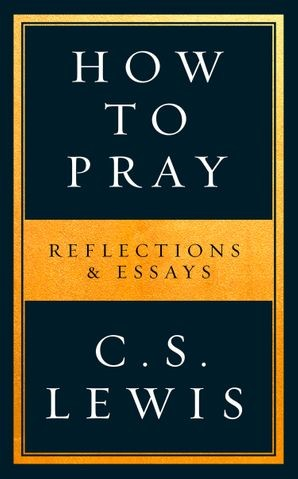 How To Pray (Paperback)