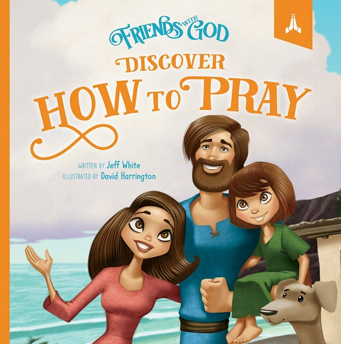 Discover How To Pray (Hard Cover)