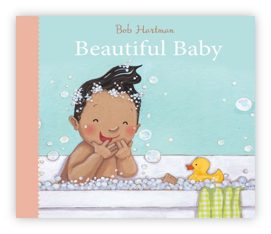 Beautiful Baby (Board Book)