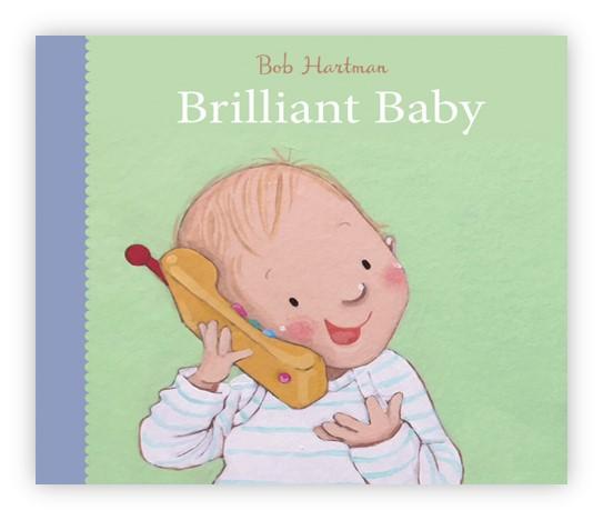 Brilliant Baby (Board Book)