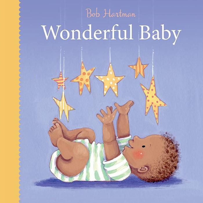 Wonderful Baby (Board Book)