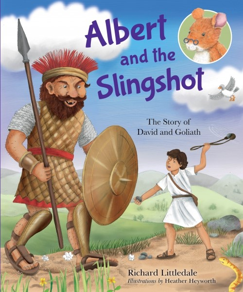 Albert and the Slingshot (Hard Cover)