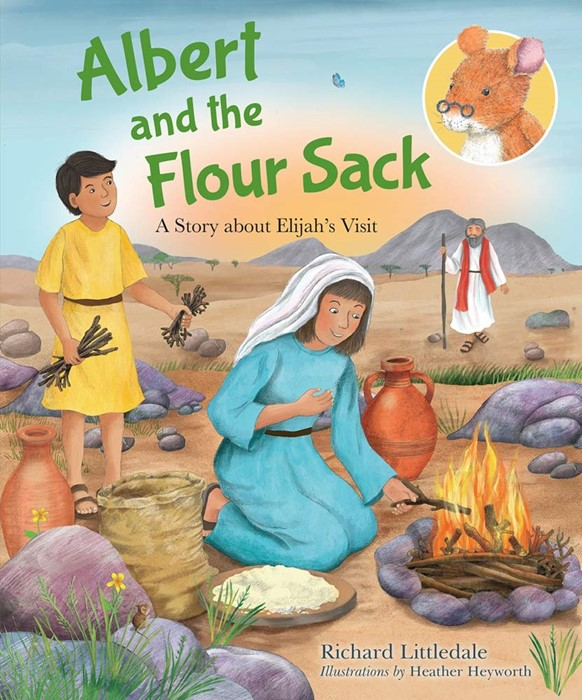 Albert and the Flour Sack (Hard Cover)