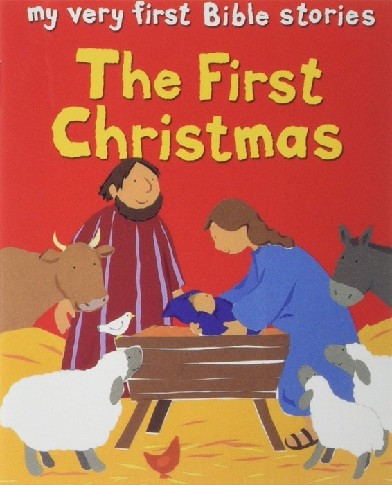 The First Christmas 10 Pack (Multiple Copy Pack)