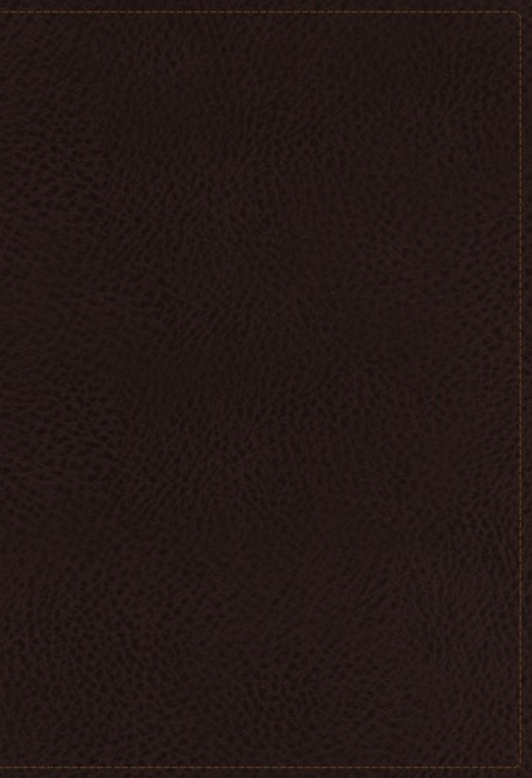 NKJV Open Bible, Brown, Red Letter Editon, Indexed (Imitation Leather)
