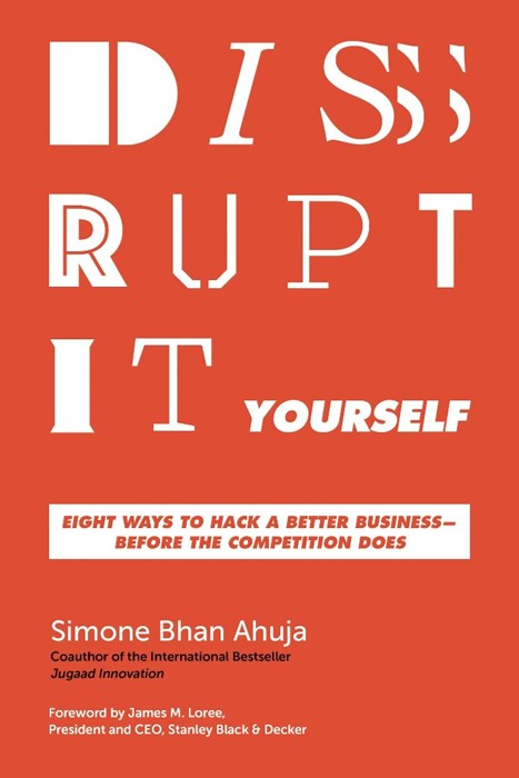 Disrupt-It-Yourself (Paperback)