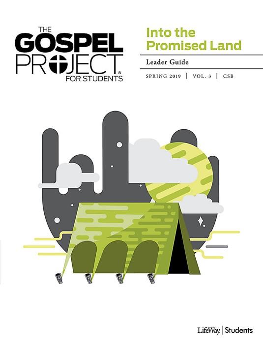 Gospel Project For Students: Leader Guide, Spring 2019 (Paperback)