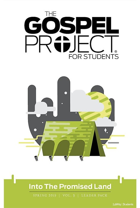 Gospel Project For Students: Leader Pack, Spring 2019 (Kit)