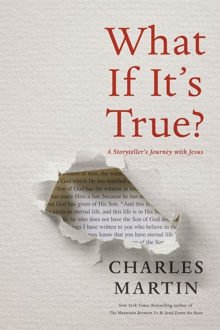 What If It's True? (Hard Cover)
