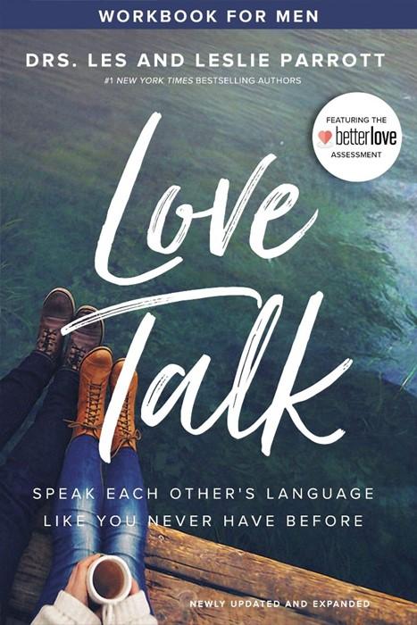Love Talk Workbook For Men (Paperback)