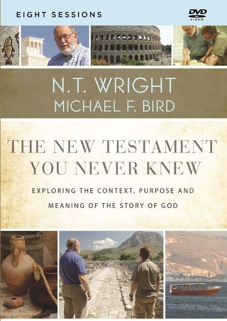 The New Testament You Never Knew DVD (DVD)