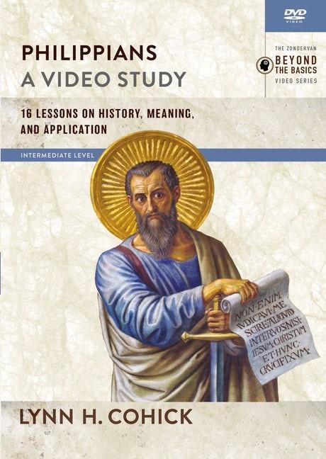 Philippians, A Video Study DVD (DVD)