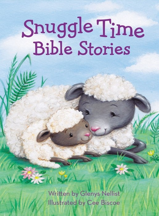 Snuggle Time Bible Stories (Board Book)