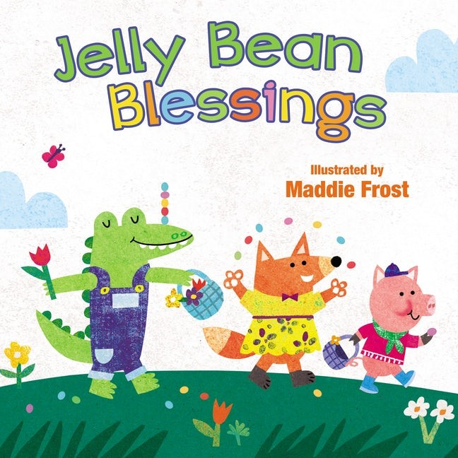 Jelly Bean Blessings (Board Book)