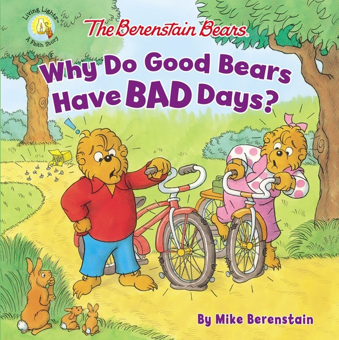 Why Do Good Bears Have Bad Days? (Paperback)