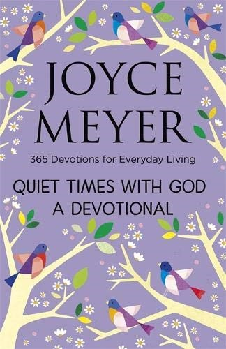 Quiet Times With God (Hard Cover)
