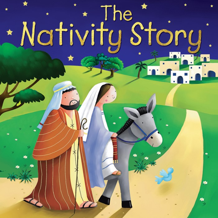 Nativity Story (Board Book)