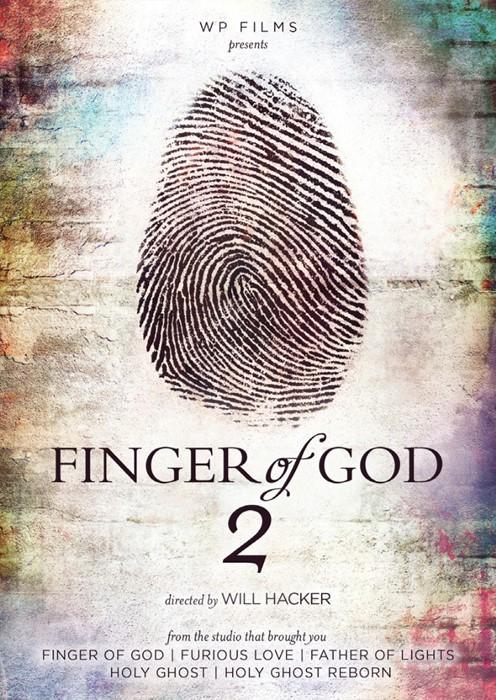 Finger Of God 2 DVD (DVD Video)