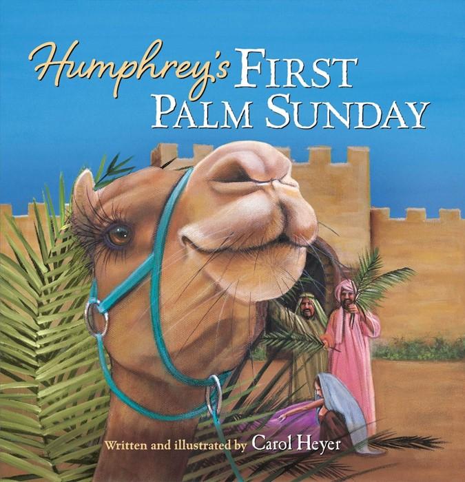Humphrey's First Palm Sunday (Board Book)