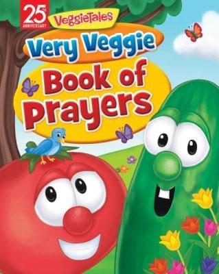 Very Veggie Book Of Prayers (Board Book)