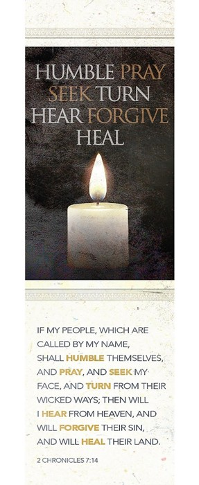 If My People Bookmark (Pack of 25) (Bookmark)