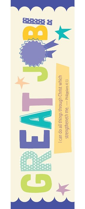 Great Job Bookmark (Pack of 25) (Bookmark)