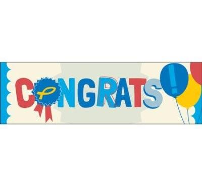 Congratulations Bookmark (Pack of 25) (Bookmark)