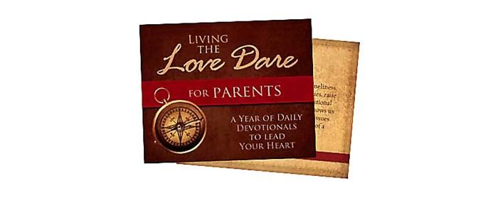 The Love Dare For Parents Flipbook (Calendar)
