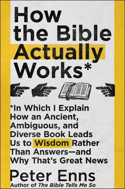 How The Bible Actually Works (Paperback)