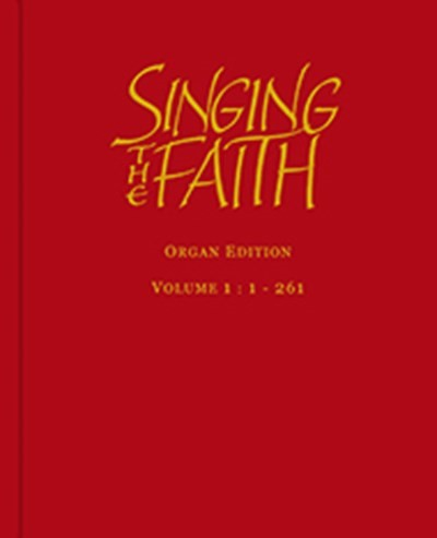 Singing The Faith: Organ Edition (Hard Cover)