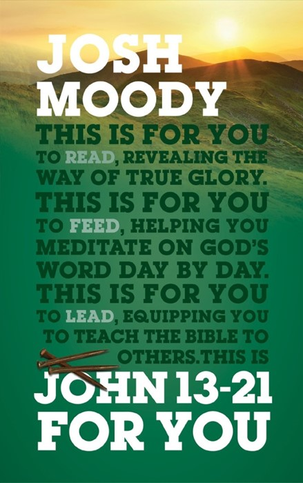 John 13-21 For You (Hard Cover)