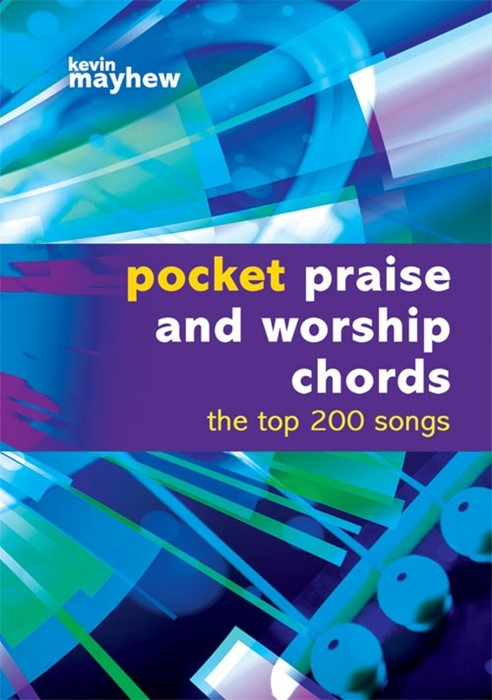 Pocket Praise And Worship Chords (Paperback)