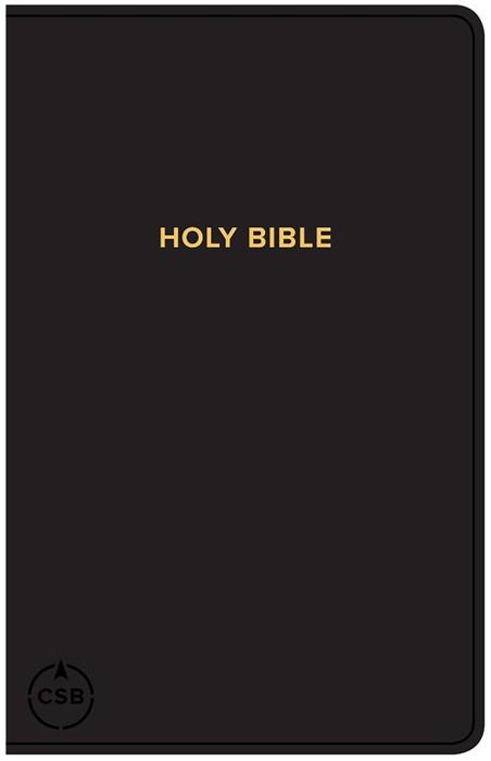 CSB Gift & Award Bible, Black (Hard Cover)
