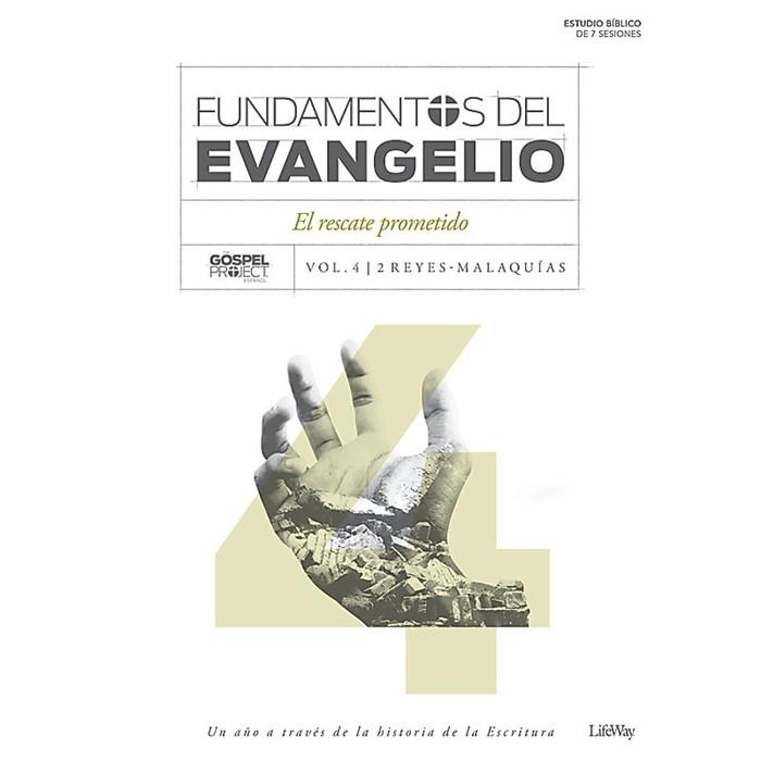 Fundamentos del evangelio, vol. 4 (Paperback)