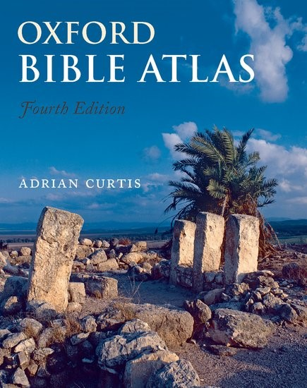 Oxford Bible Atlas (Paperback)